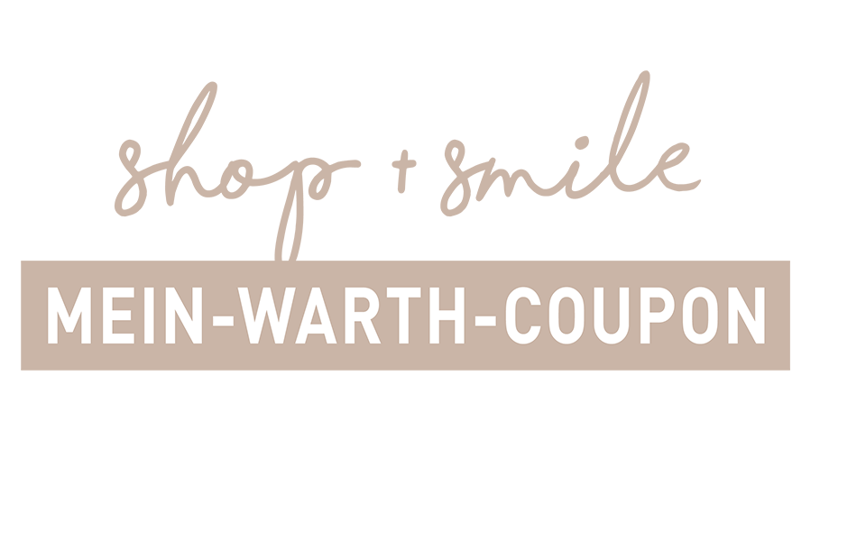 Shop + Smile - Mein Warth Coupon